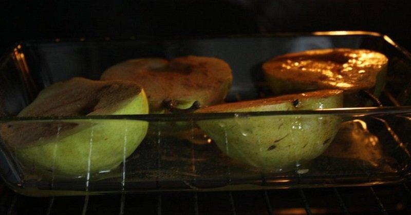 разогрев духовки