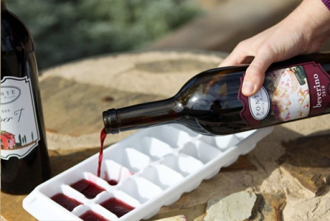 замороженное вино