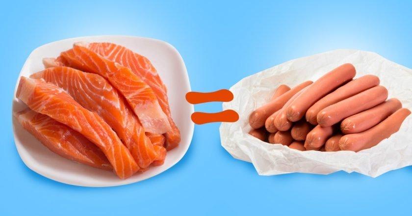 Как использовать лососевые брюшки