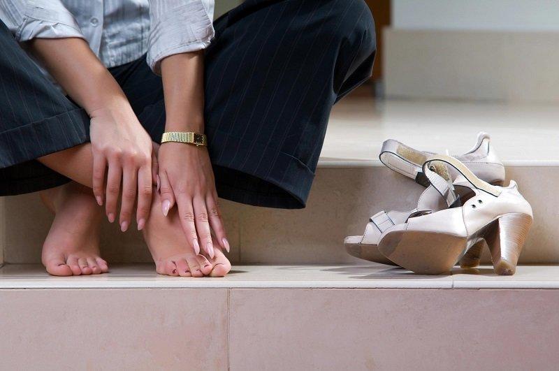 как расходить обувь
