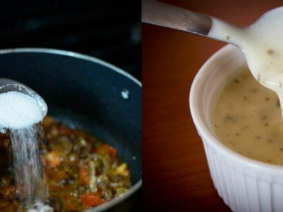 Как исправить вкус блюда