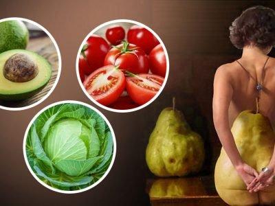 Как избавиться от целлюлита: питание