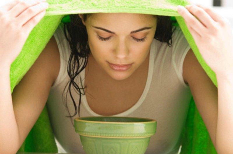Как избавится от мокроты в домашних условиях