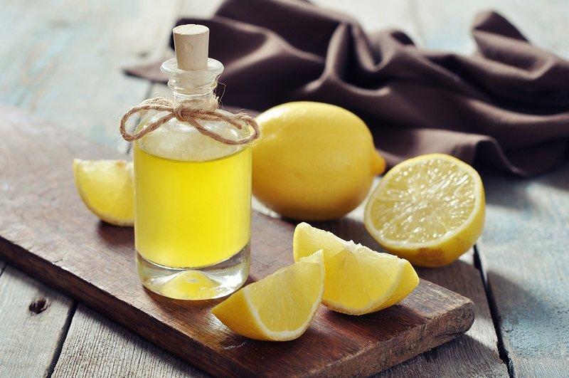 лимонный сок от веснушек