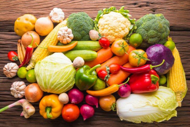 клетчатка в овощах