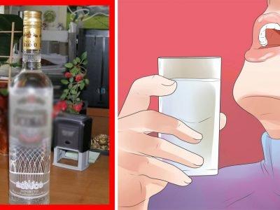 Как можно использовать водку