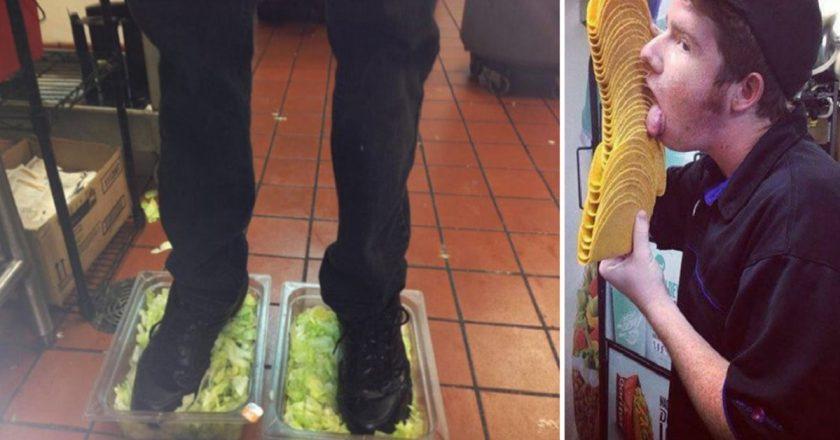 как мстят официанты