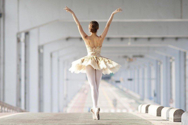 почему балерины не поправляются
