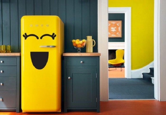 редизайн холодильника фото