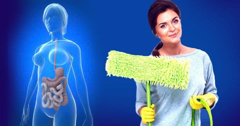 очистить организм от паразитов препараты