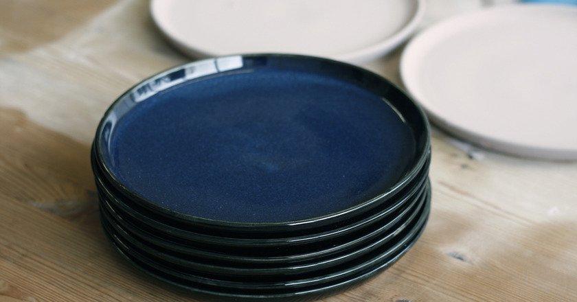 темная посуда