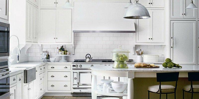 как осежить кухню