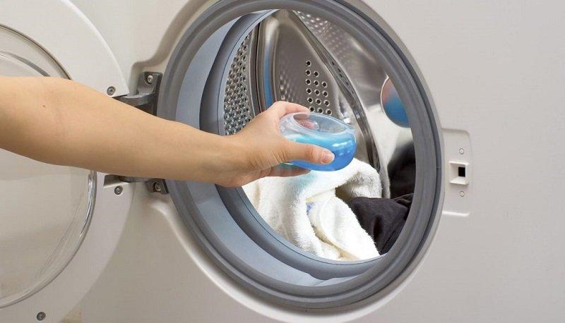 dezynfekcja pralki