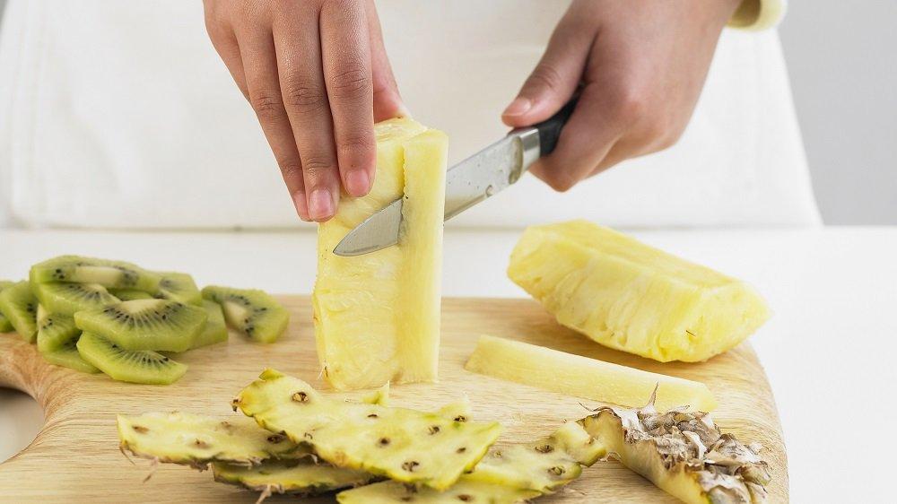 сердцевина ананаса