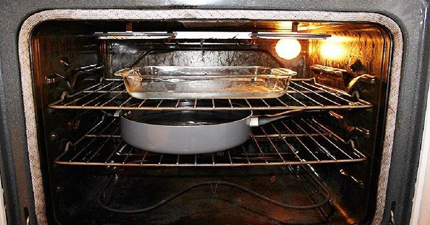 2019 год - Как очистить духовку от жира, как почистить духовку от нагара, советы