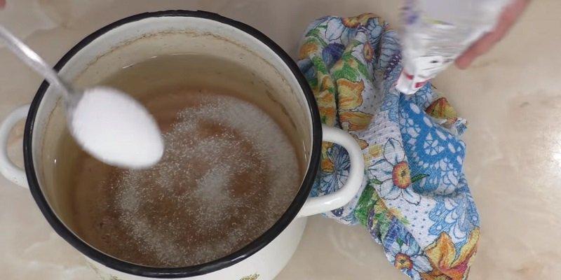эмалированнуя посуда