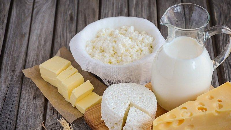 молочные продукты при беременности