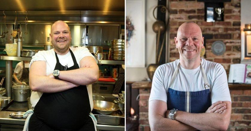 как похудел шеф-повар