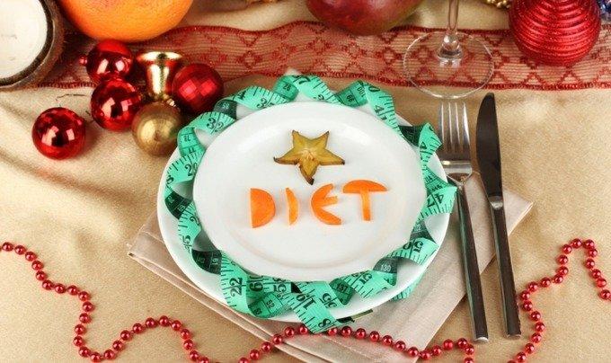 похудеть к праздникам