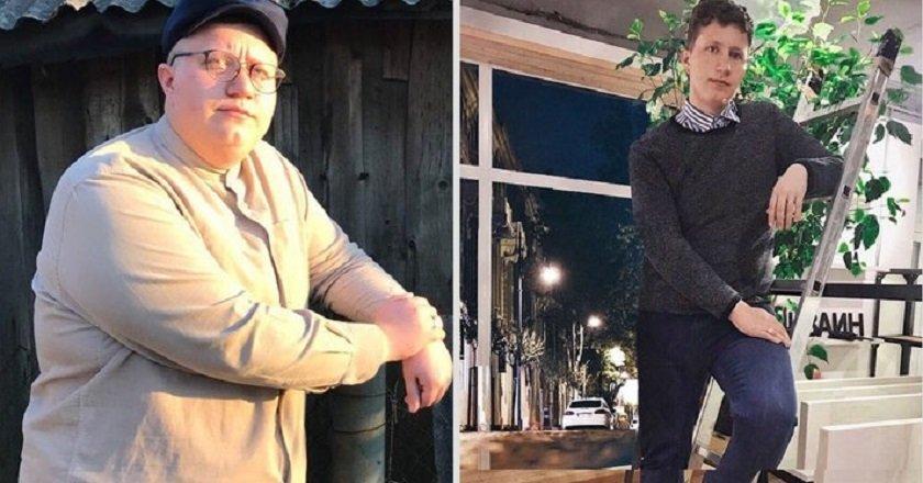 Похудела на 60 кг без диеты: реальная история аманды.