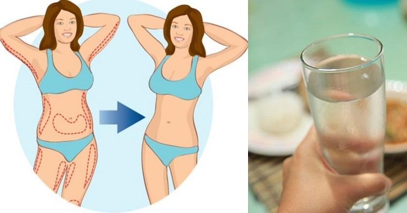 Как можно быстро похудеть с помощью воды 11