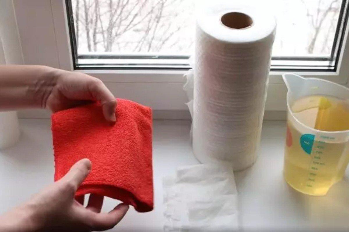 Как помыть окна без разводов с помощью йода