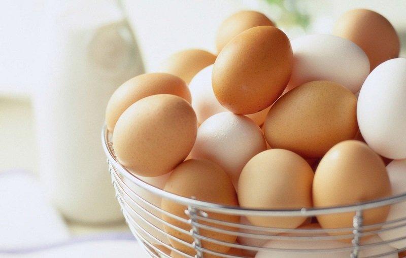 с чем нельзя есть яйца