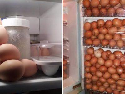 Как правильно есть яйца