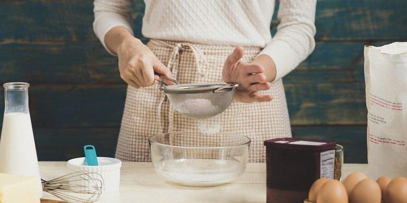 как правильно печь торты