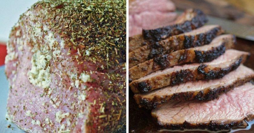 как правильно запечь мясо