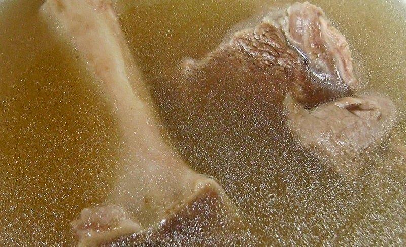 мясо для бульона