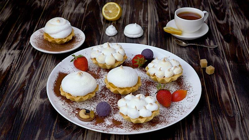 десерты с безе