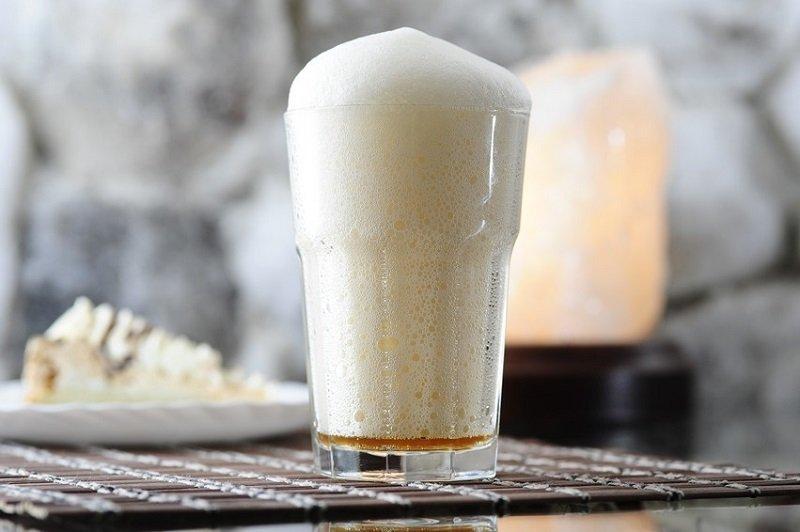 рецепт домашнего кислородного коктейля