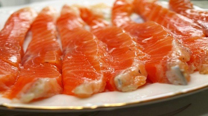 Как приготовить красную рыбу, рецепты