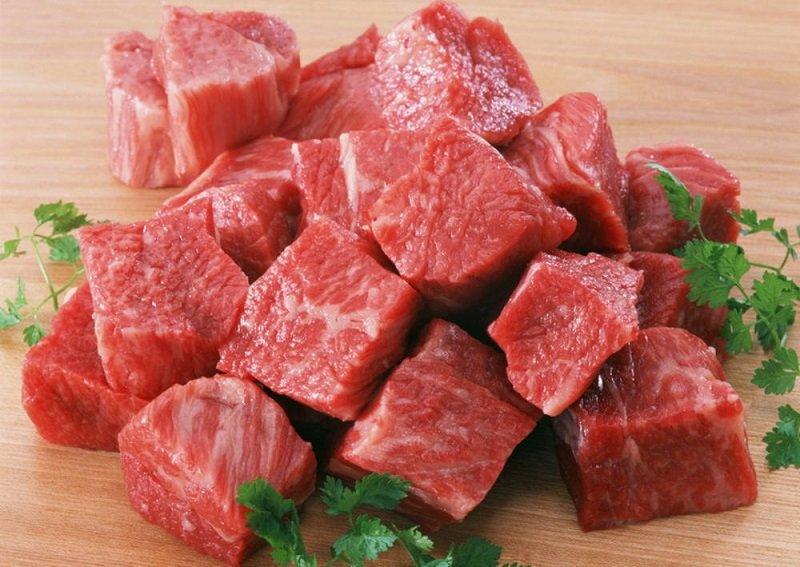 говядина для рагу