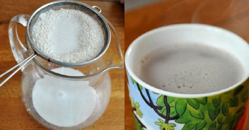 Как приготовить растительное молоко