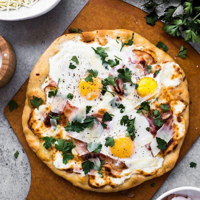 Как приготовить вкусную пиццу