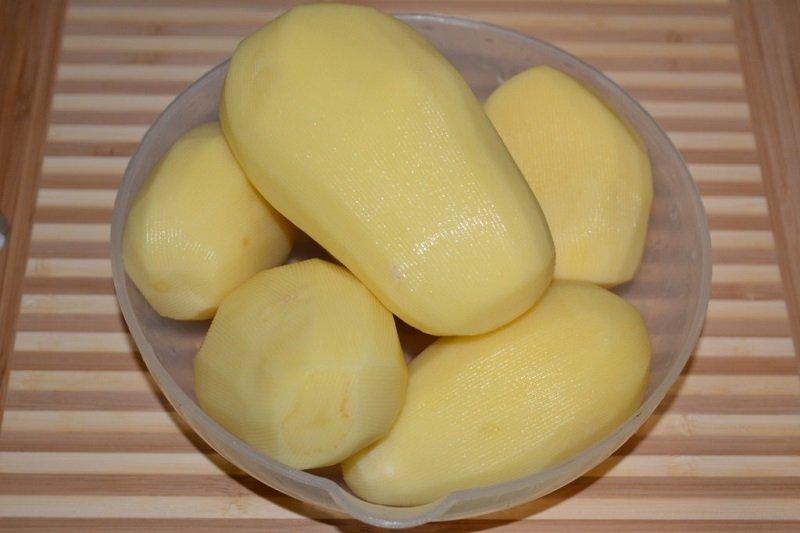 как приготовить вкусный картофель