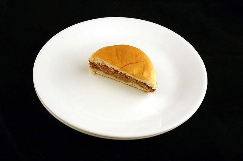 калорийность чизбургера