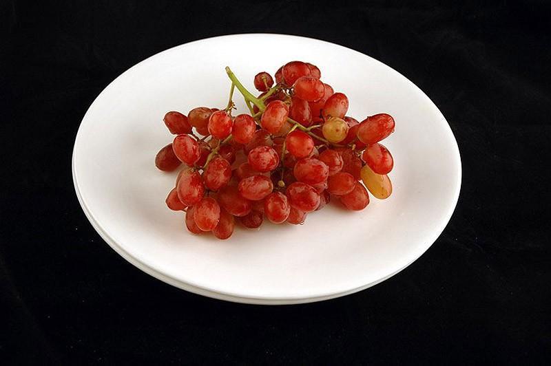 виноград во время диеты