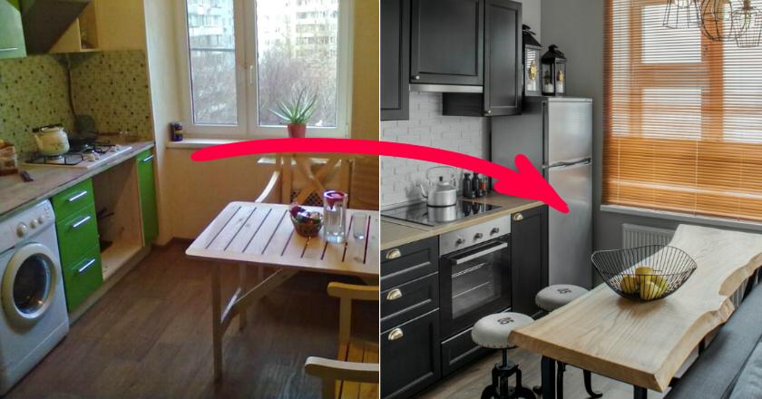как сделать кухню стильной