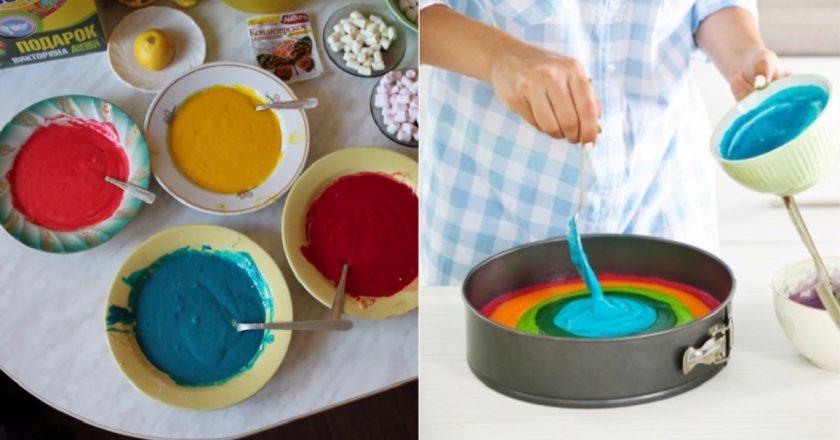 Приготовить пищевые красители в домашних условиях 841