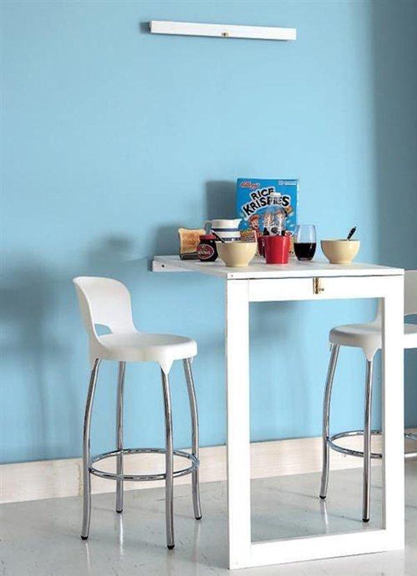 столик для маленькой кухни фото