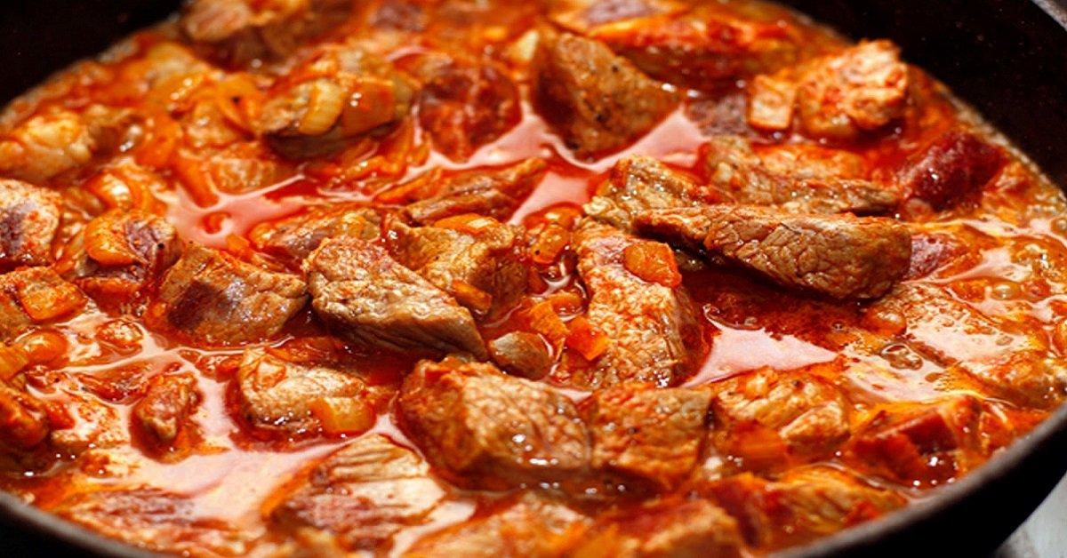 Очень вкусные мясные блюда рецепт с фото