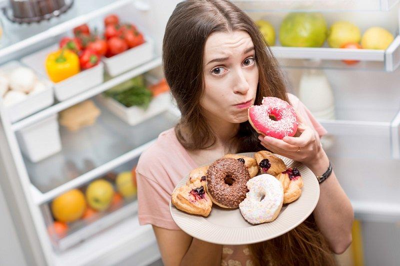 как умерить аппетит