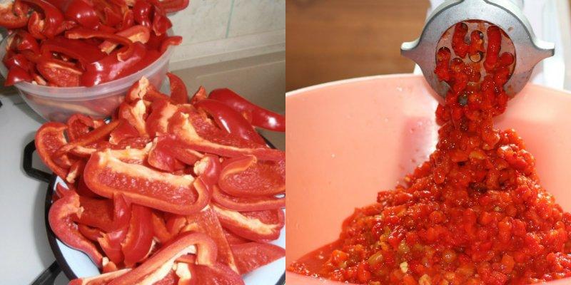 как сохранить болгарский перец на зиму