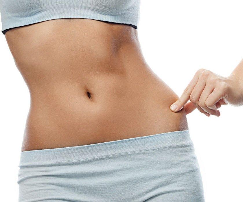 как избавиться от брюшного жира