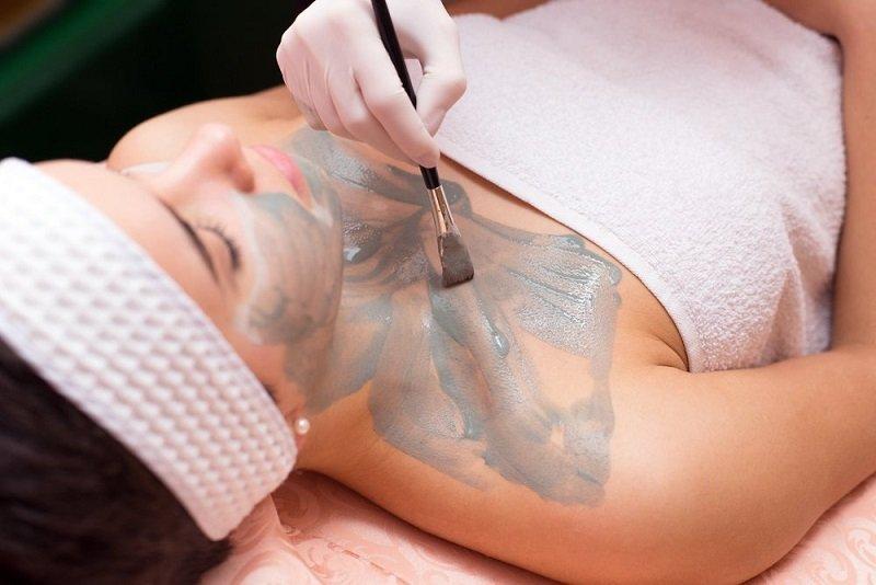 Środek dokręcający skórę
