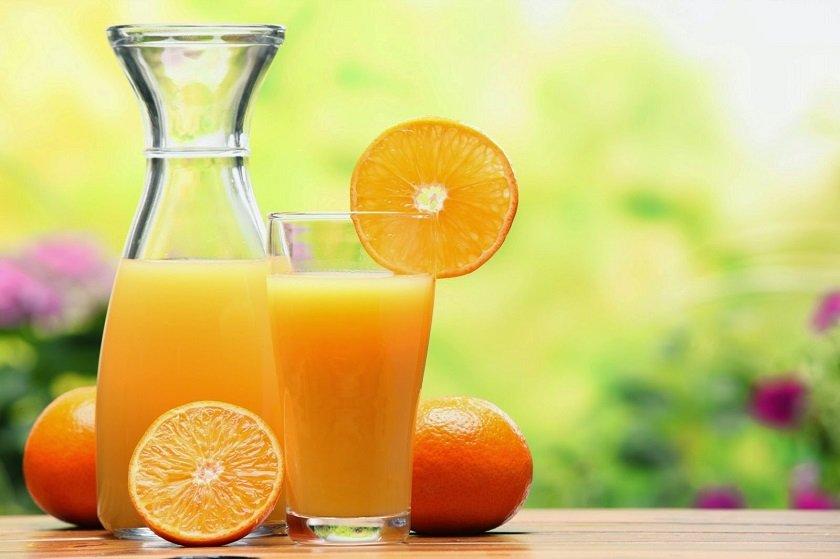 апельсин для укрепления связок