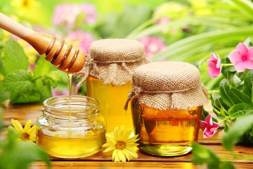 мёд для укрепления связок
